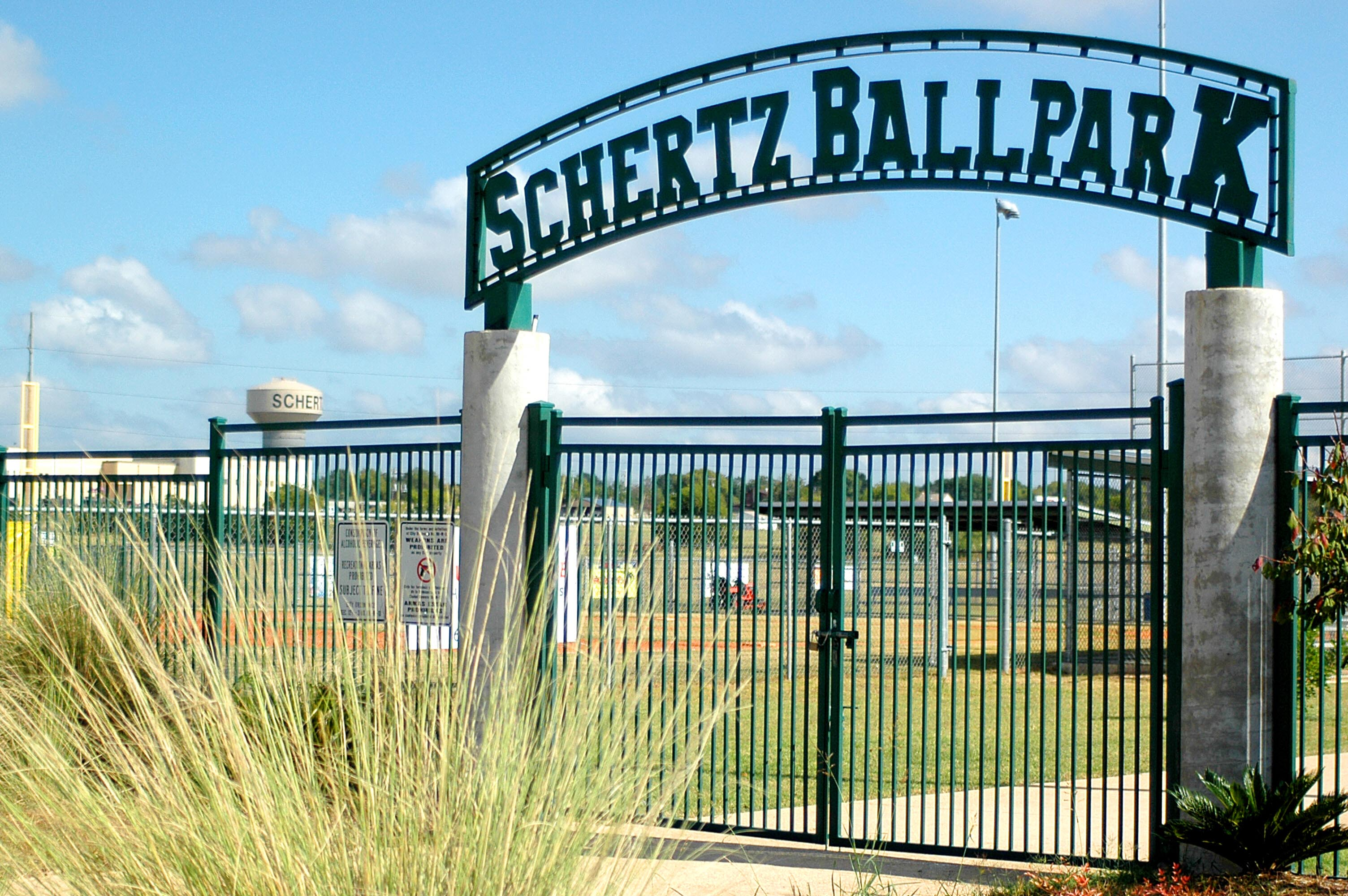 Schertz Baseball Field