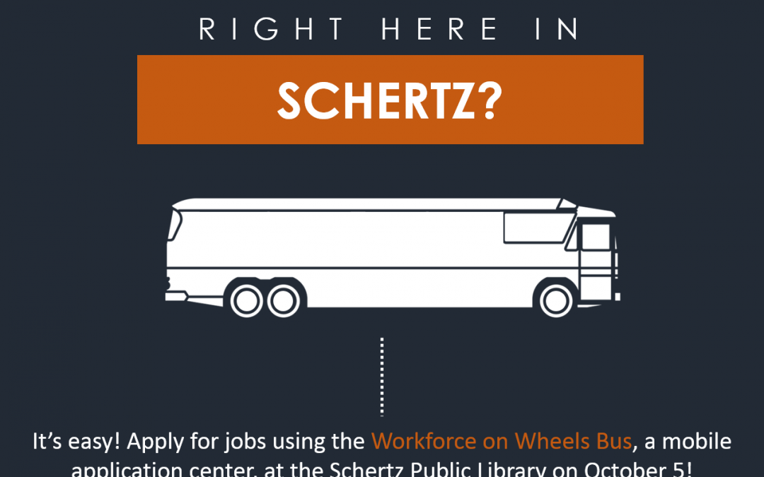 The WOW Bus Is Coming To Schertz (Infographic)!